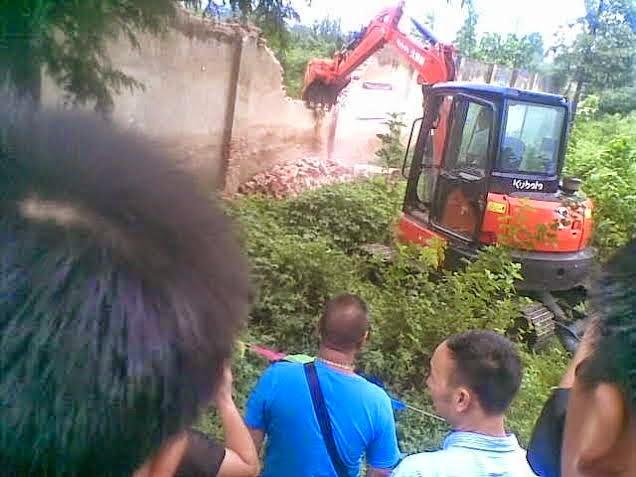 demolishing-anhui