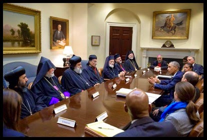 obongo and the patriarchs