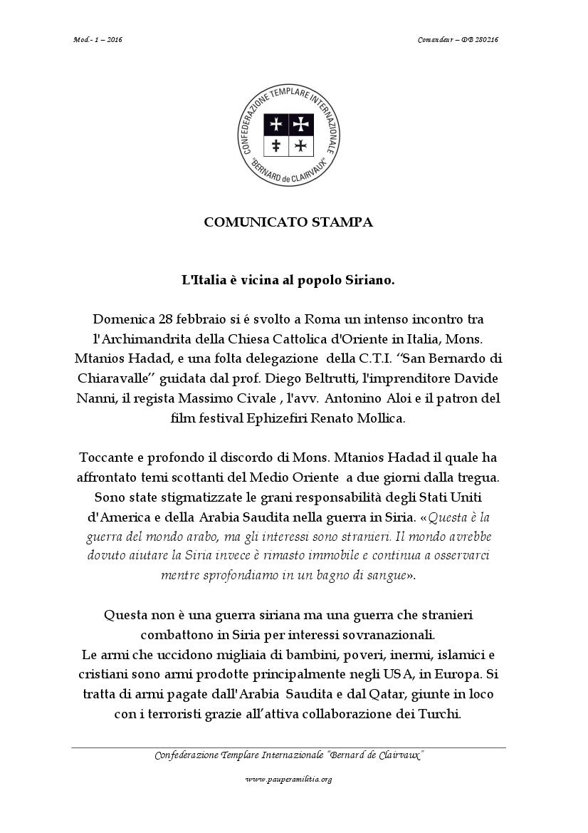 CTI_Comunicato_Stampa_(2)_28-02.2016-1