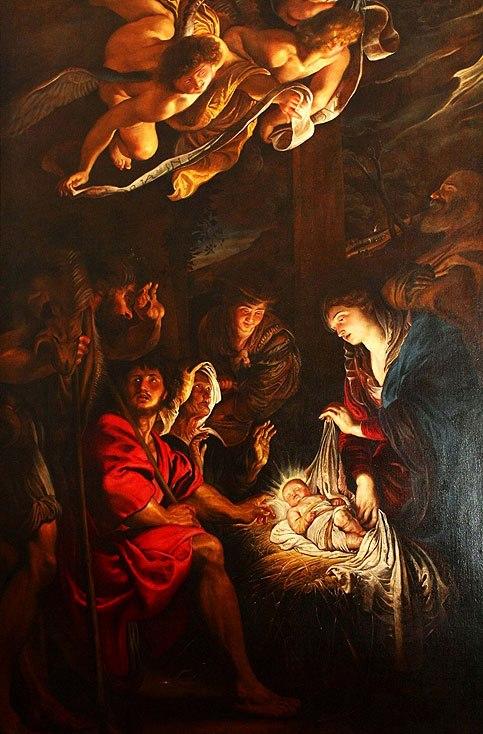 Natività - Rubens